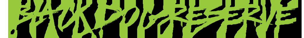 Black Dog Reserve Logo